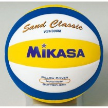 Ballon Beach Volley Mikasa VSV300M - TAILLE 5
